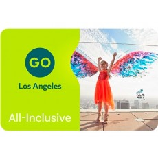 Go Card Los Angeles - 5 dias
