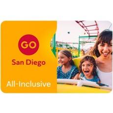 Go Card San Diego - 2 dias