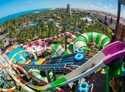 Beach Park Parque Aquático 7 dias