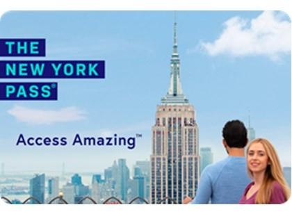 The New York PASS 3 dias